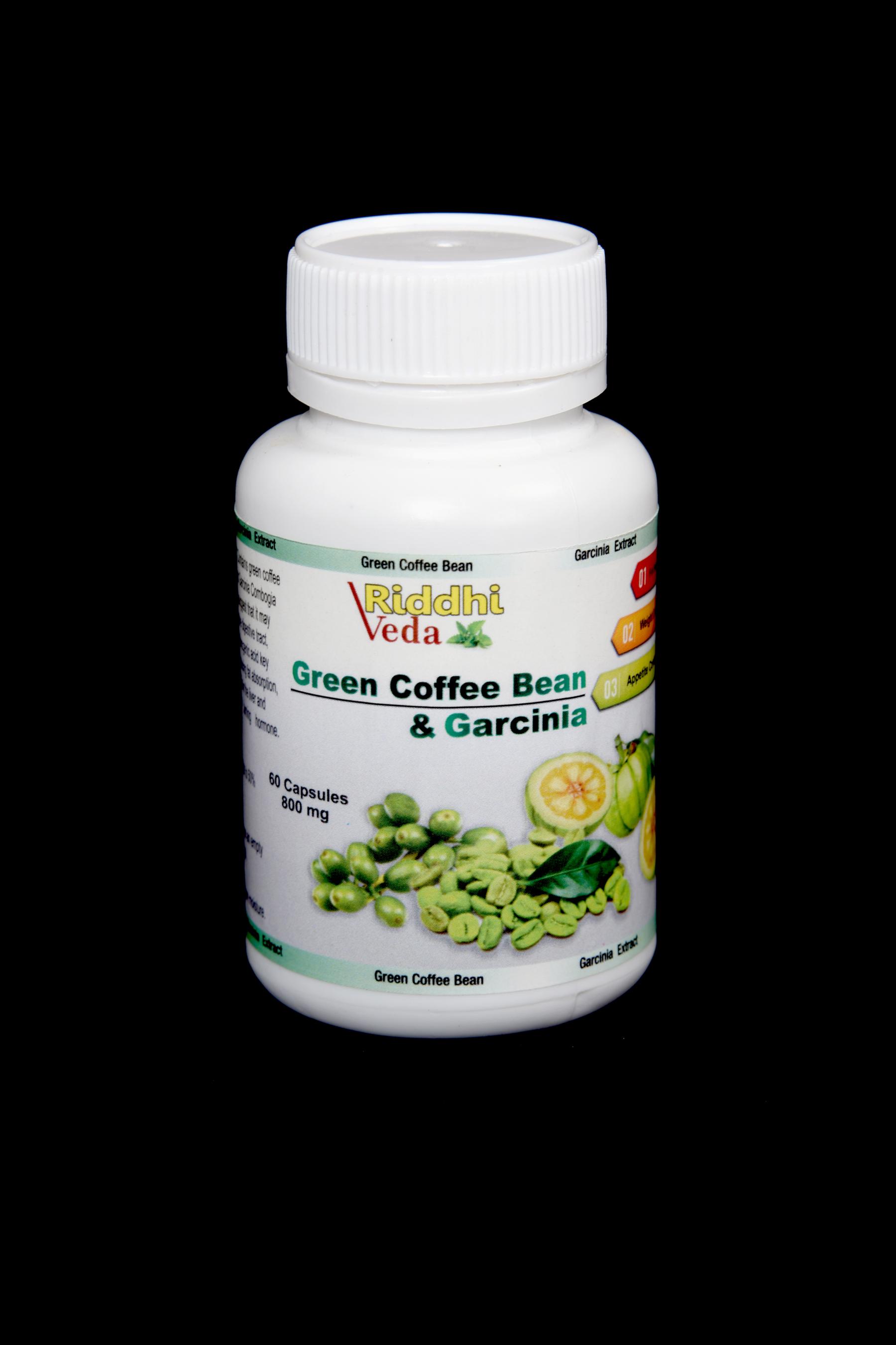GREEN COFFE BEAN & GARCINIA