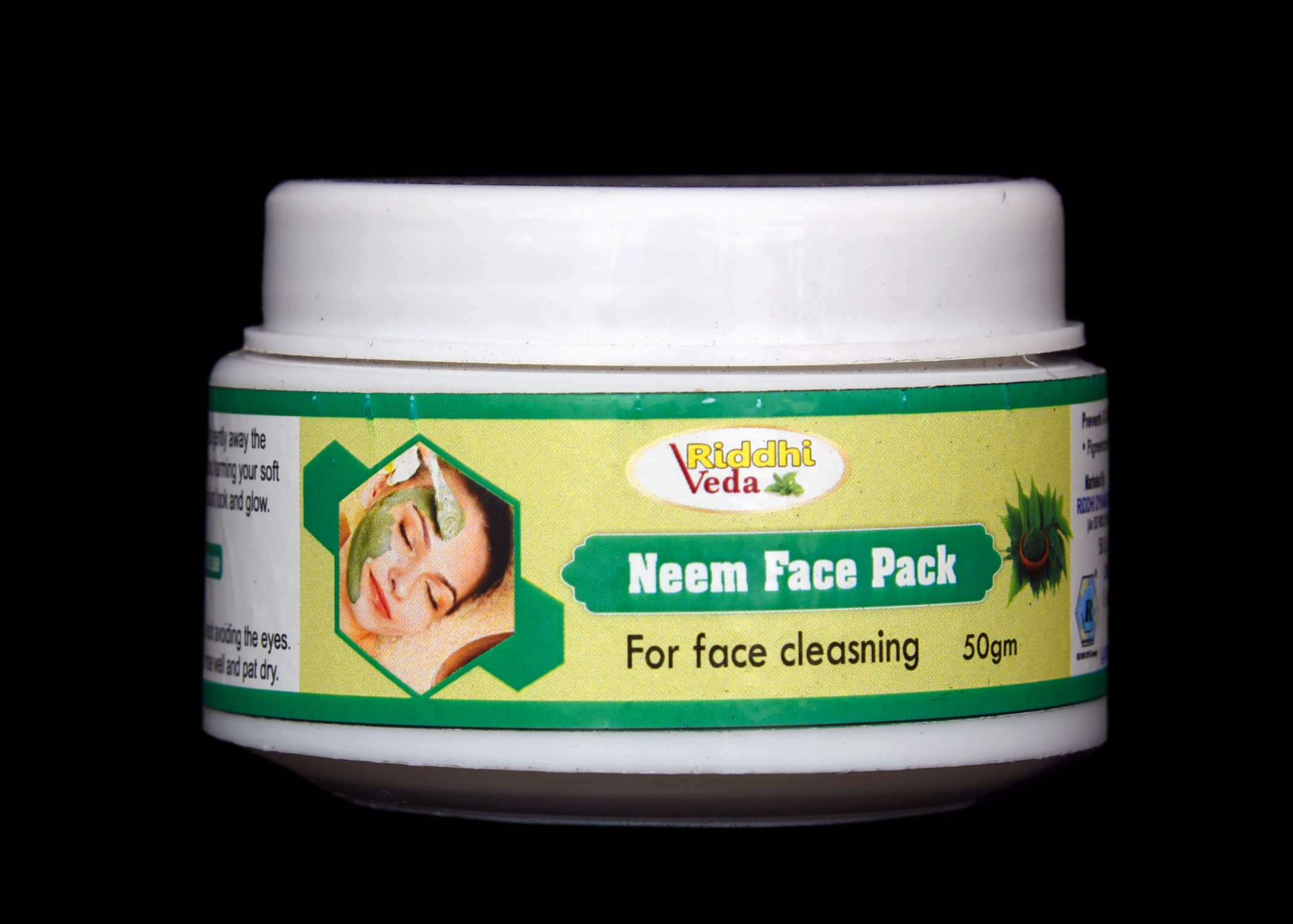 RIDDHI VEDA NEEM FACE PACK