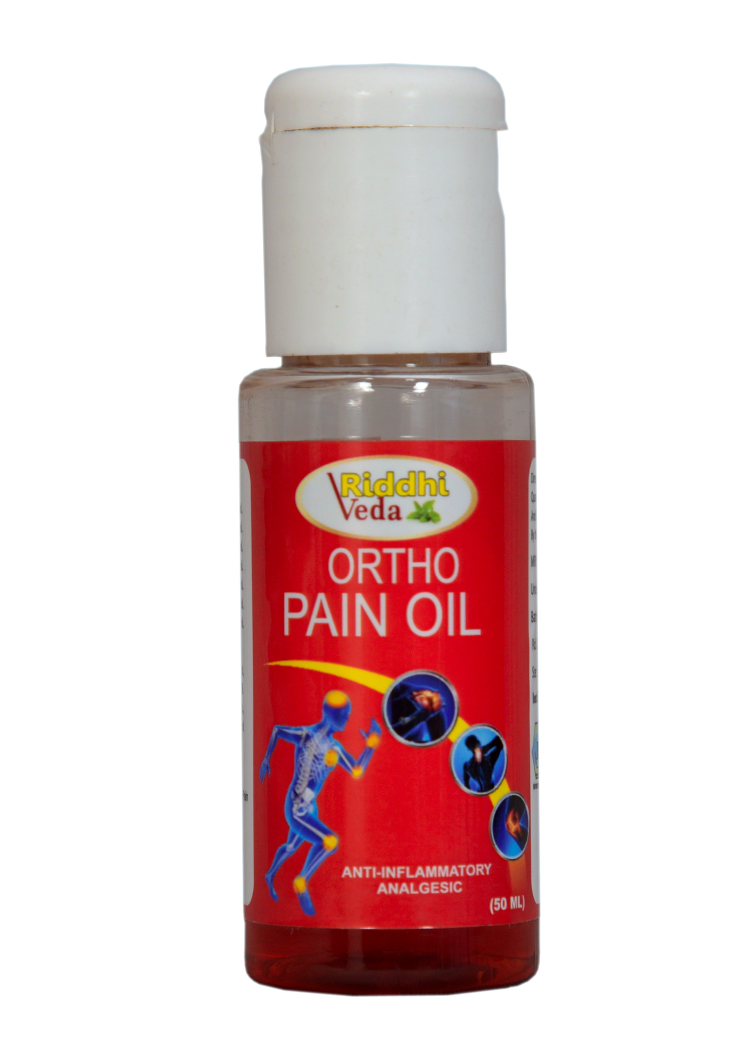 RIDDHI VEDA ORTHO PAIN OIL